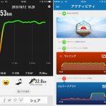 Nikeのスマートフォンアプリ