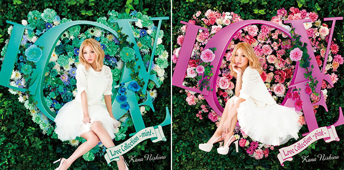 西野カナ「Love Collection」