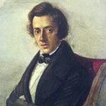ショパンの肖像画