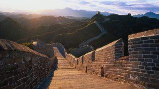 中国・長城