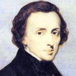 ショパン肖像画