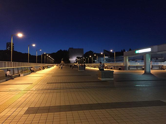 上野・パンダ橋