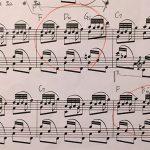 ショパン「エチュード Op.25-3」楽譜