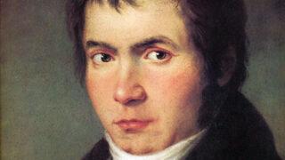 ベートーヴェン肖像画