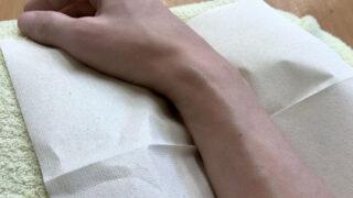 腱鞘炎とパラフィン治療