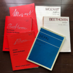 楽譜・ウィーン原典版と標準版
