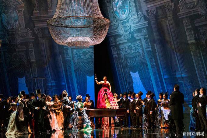 新国立歌劇場オペラ『椿姫』