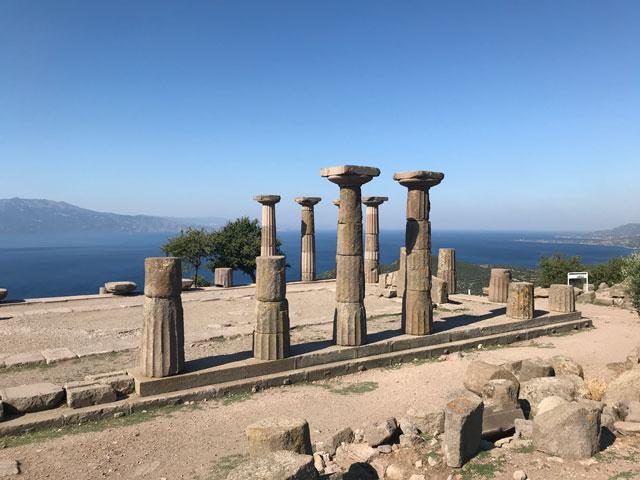 アソス遺跡(トルコ)