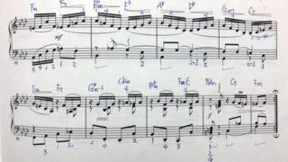 平均律クラヴィーア曲集第2巻 ヘ短調 前奏曲 楽譜