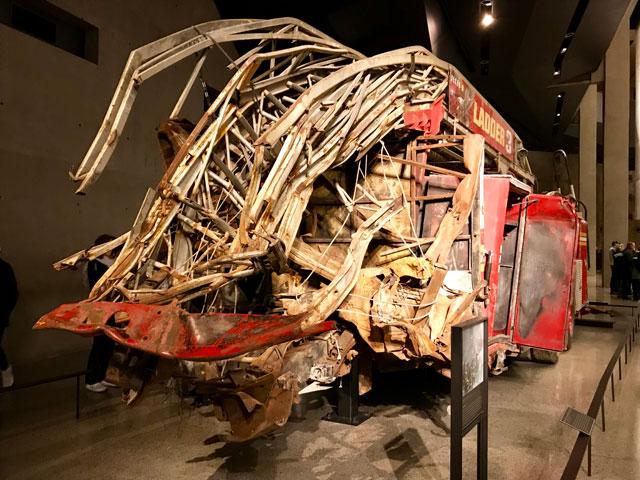 9/11メモリアル・ミュージアム(ニューヨーク)