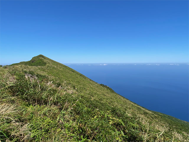 八丈島・八丈富士