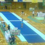 女子器械体操の大会