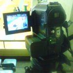 愛用ビデオカメラ