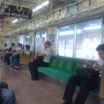 空いている埼京線