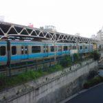 上野駅遠景