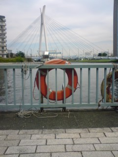 救命浮き輪