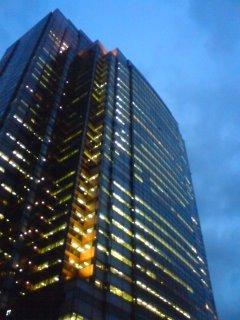 恵比寿ガーデンプレイスタワー