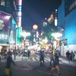 新宿三丁目の夜
