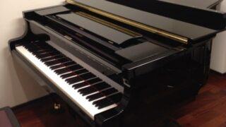 スタジオノア池袋 グランドピアノ